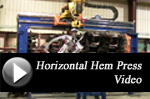 Horizontal Hemming Press Video